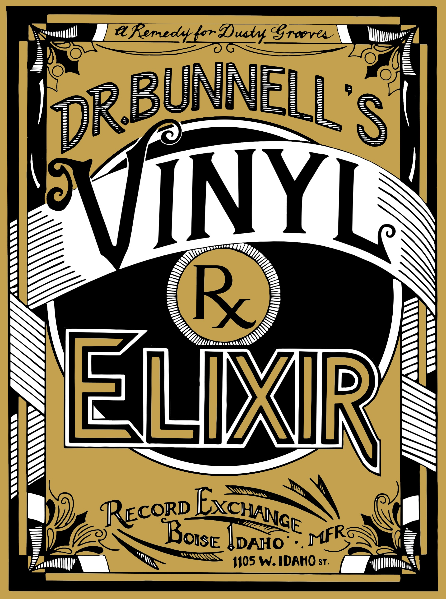 Dr. Bunnell's Vinyl Elixir