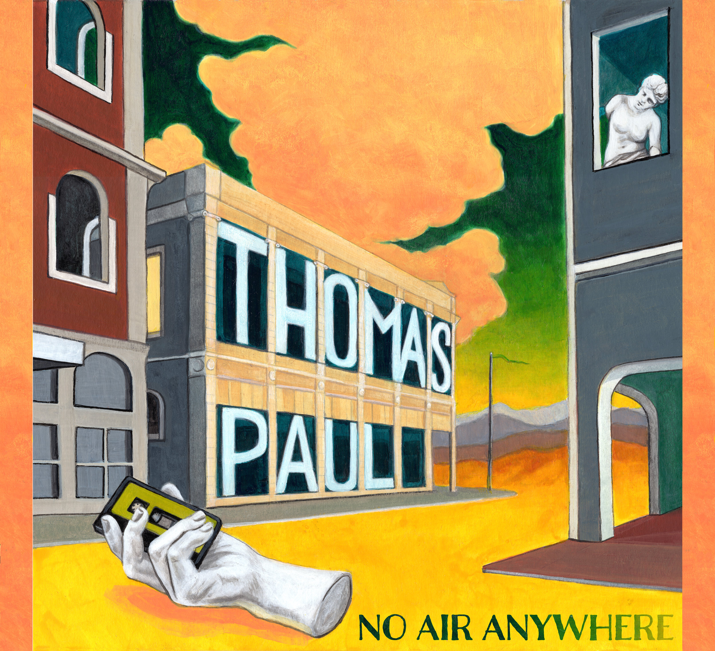 "Thomas Paul ""No Air Anywhere"""