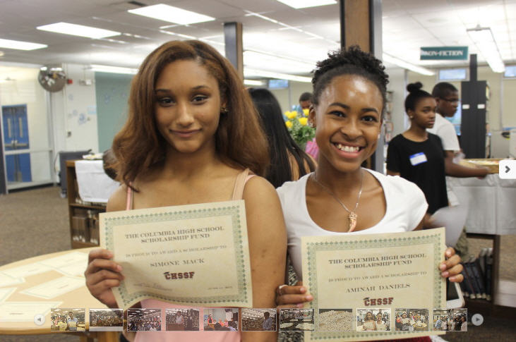 Columbia High School Scholarship Fund Gives Out 108 Scholarships