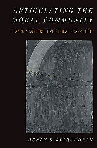Articulating the Moral Community: - Toward a Constructive Ethical Pragmatism (Oxford University Press, 2018)This book argues that the moral community—the community of all persons, structured by a web of correlative rights and duties—has the authority to introduce new moral norms. This authority begins to be exercised when individuals linked by such rights and duties attempt conscientiously to work out what they ought to do.  In establishes this claim, the book also indirectly defends a novel first-order moral theory.