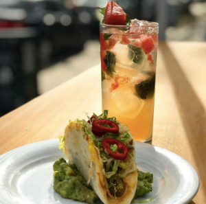 One of our fave happy hour spots, Senor Bear, is turning one and ready to par-tay!