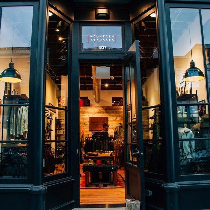 QUICK FACT #1 - Our Flagship Store is open! Stop by 1537 Pearl St. in Boulder to visit.We