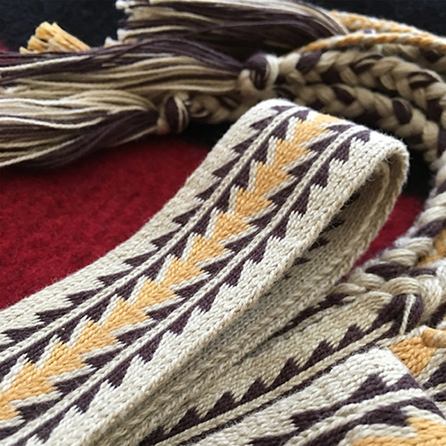QUICK FACT #2 - While a textile student, I concentrated on weaving and print design. I had little interest in knitting although that was part of the curriculum. Knitting on antique manual machines is the foundation of Coarse Cloth Ltd.