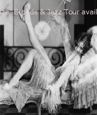 Booze, Broads & Jazz Tour