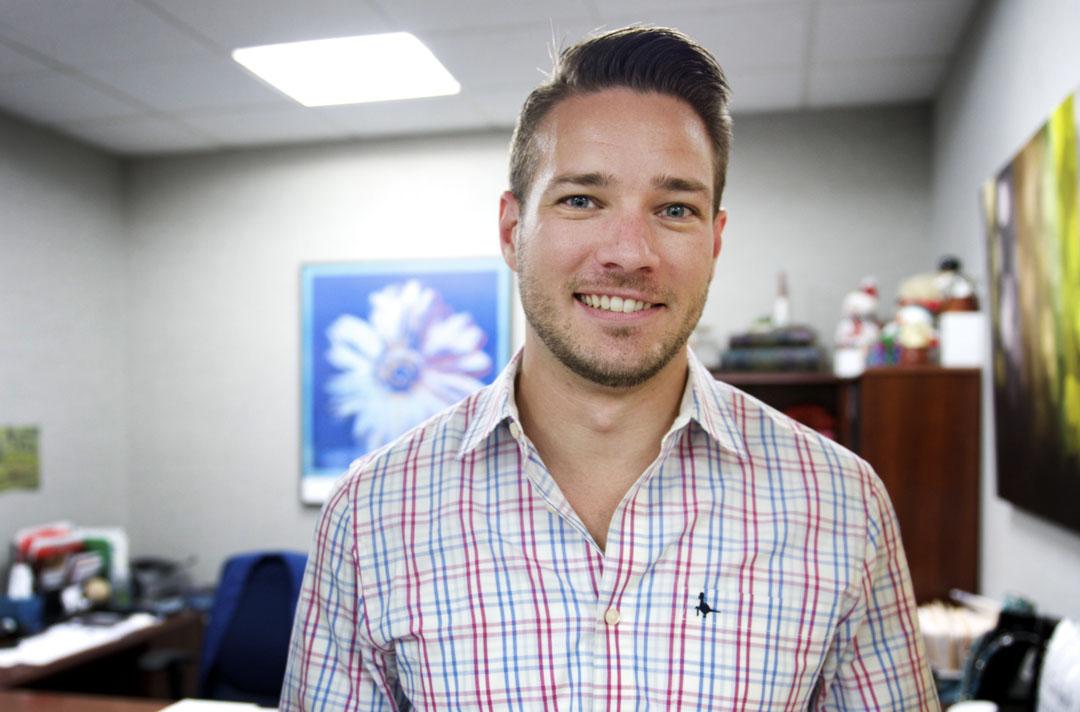 Jim Zulick, NYU '05