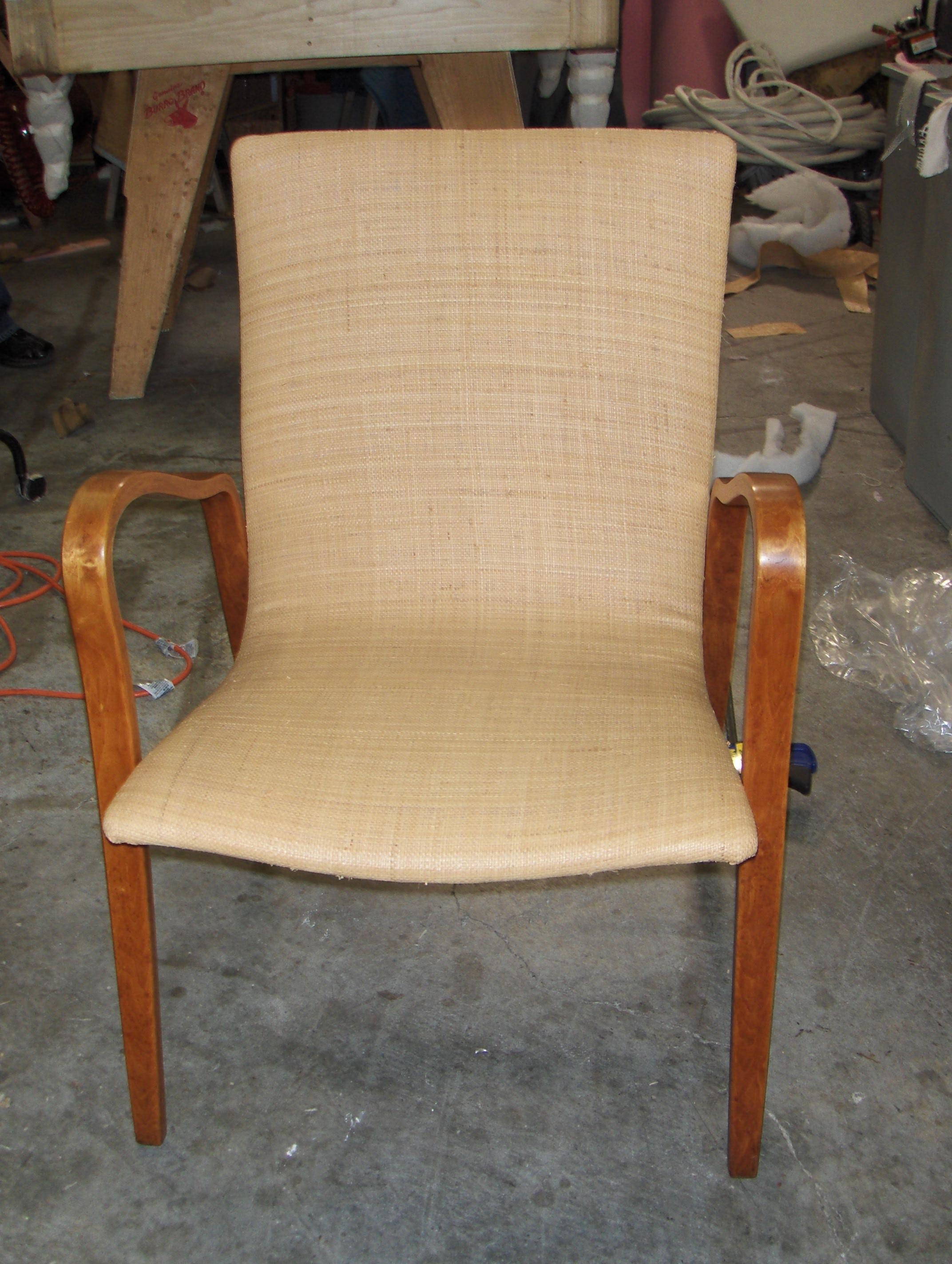 Side Chair  Rattan