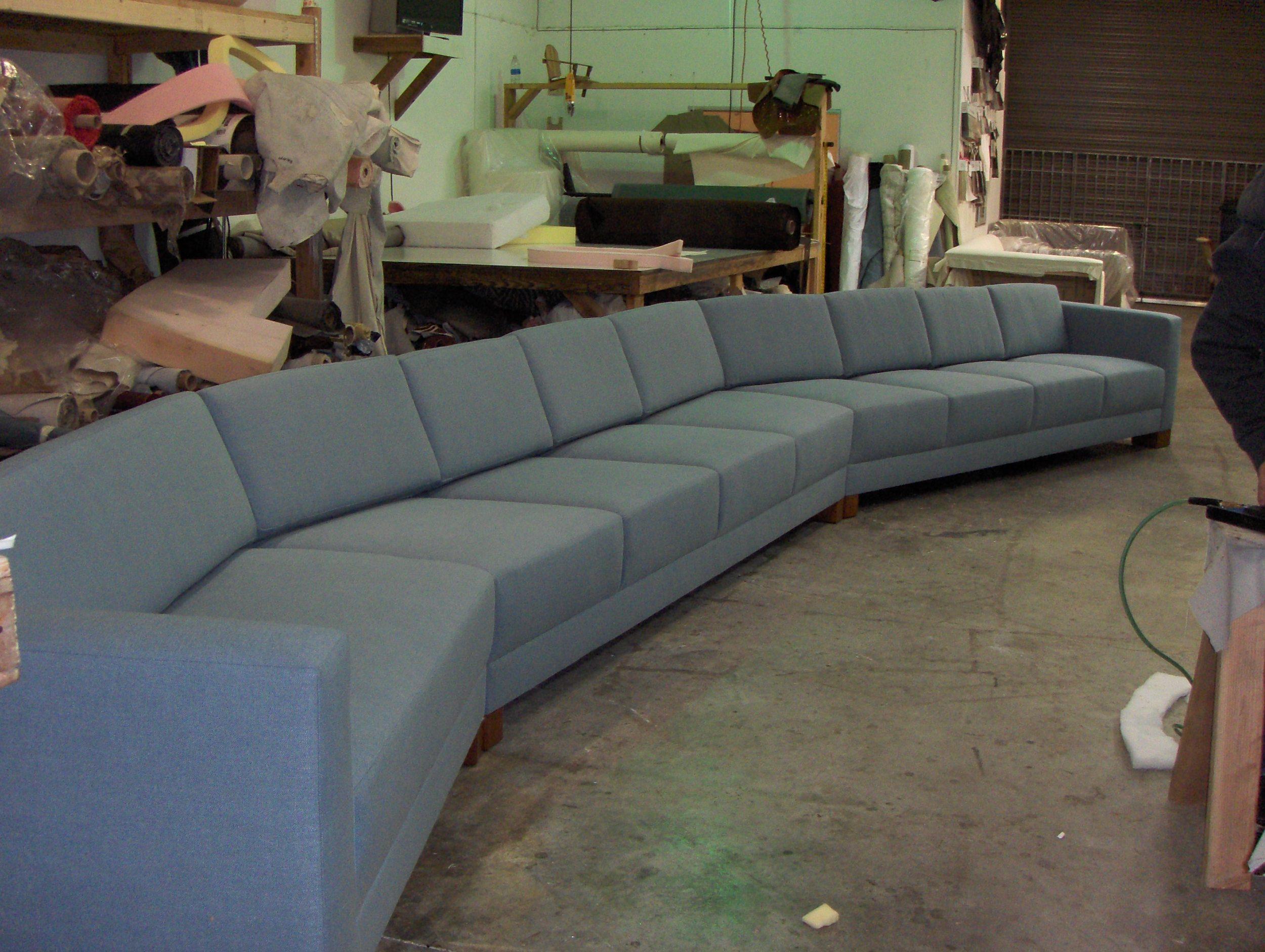 Modular Sofa    Linen
