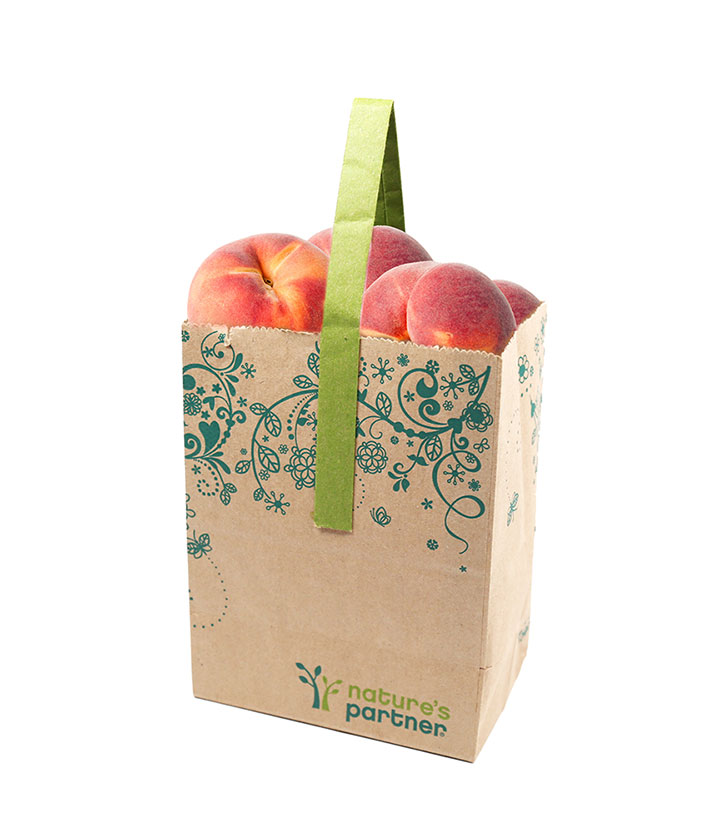 Nature's Partner-branded tote bag.  Click to download high resolution image.