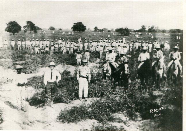 The Santa Teresa operation circa mid-twentieth century.