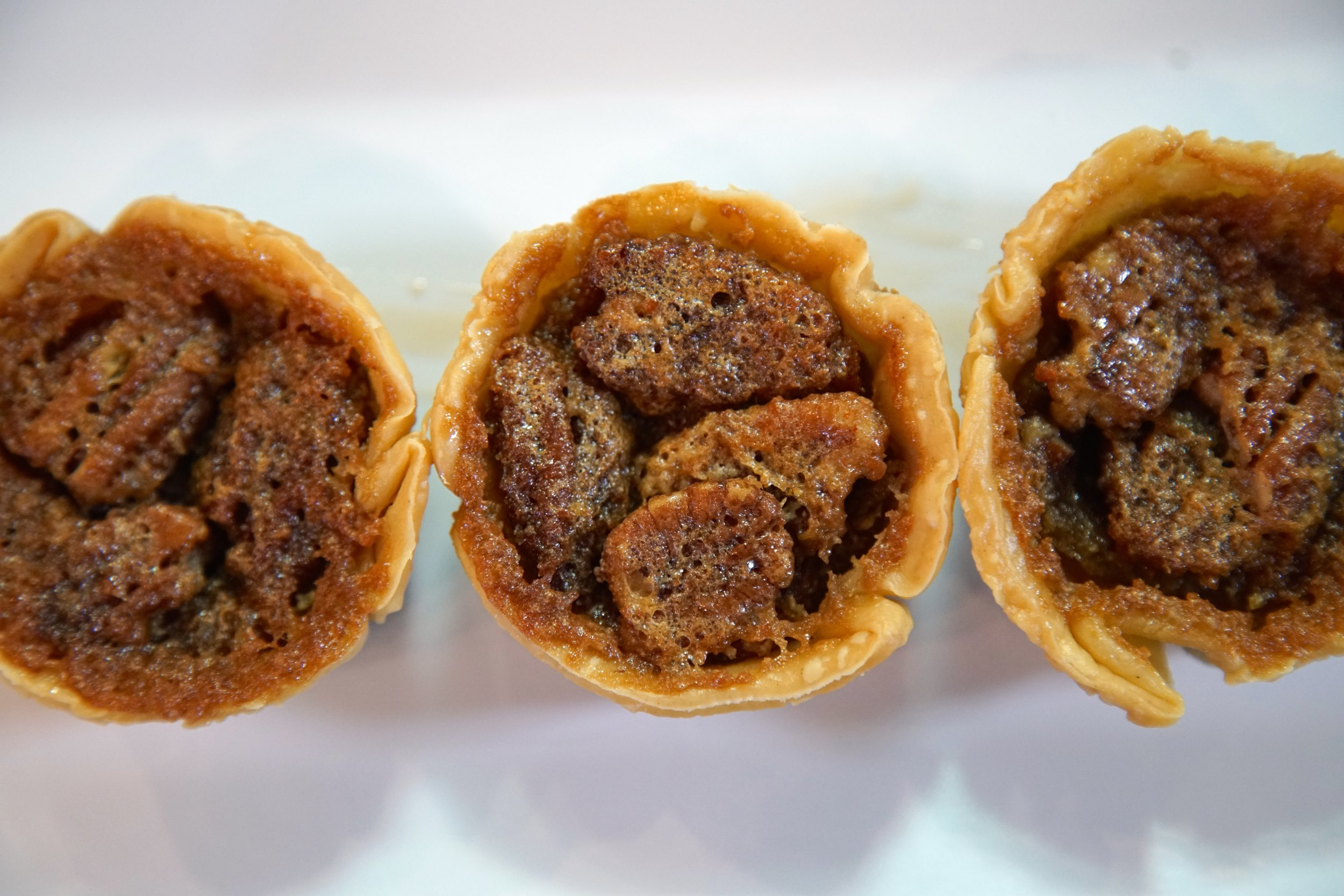 butter tarts the cooking guy
