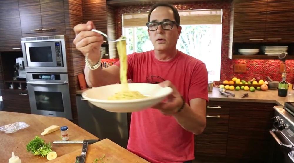lemon butter pasta