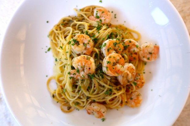 SHRIMP SCAMPI THECOOKINGGUY