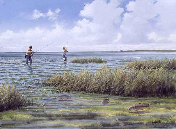 "John Dearman, ""High Tide"""