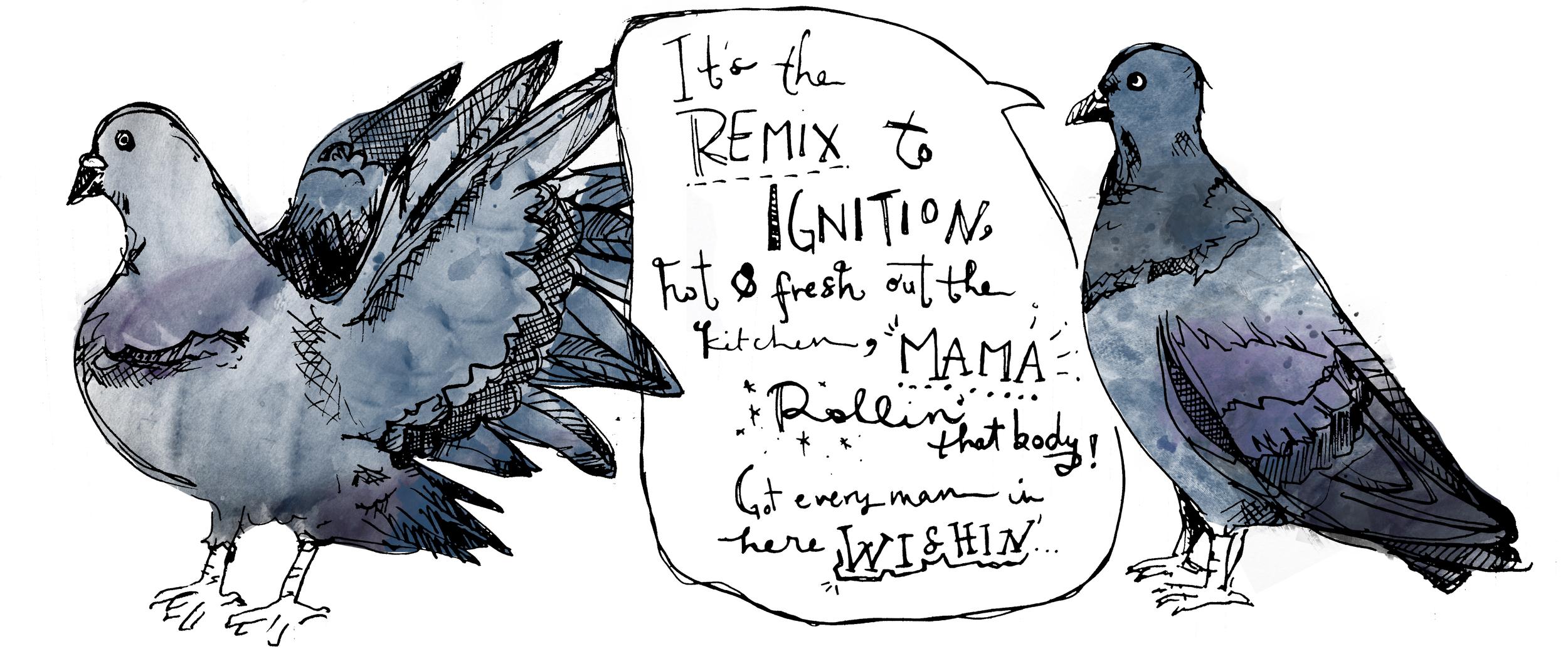 Ignition (Remix), (2014)