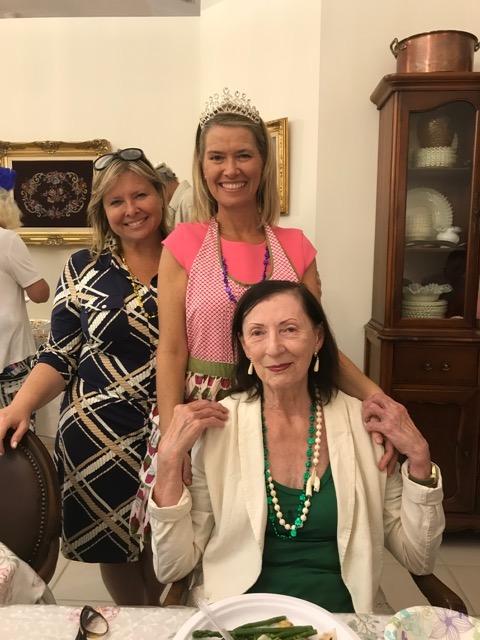 CELEBRATING PASSOVER TOGETHER IN FLORIDA
