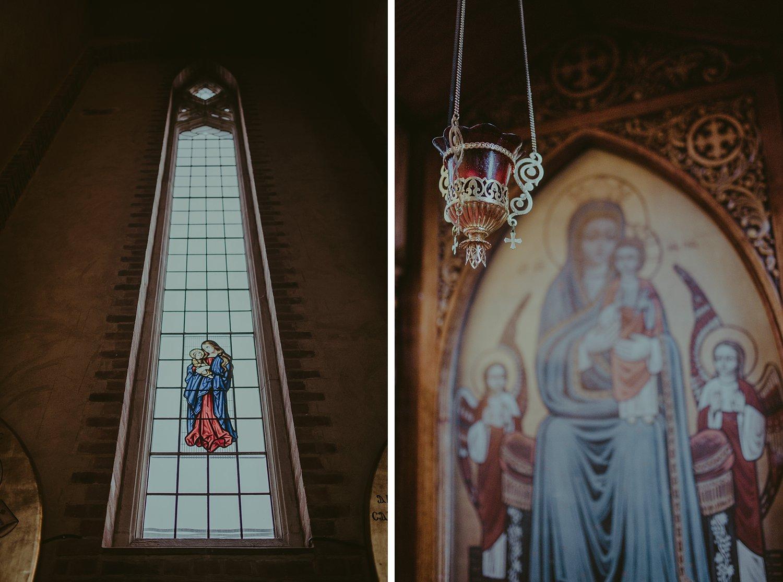 London Baby Coptic Orthodox Christening in Golders Green_0004.jpg