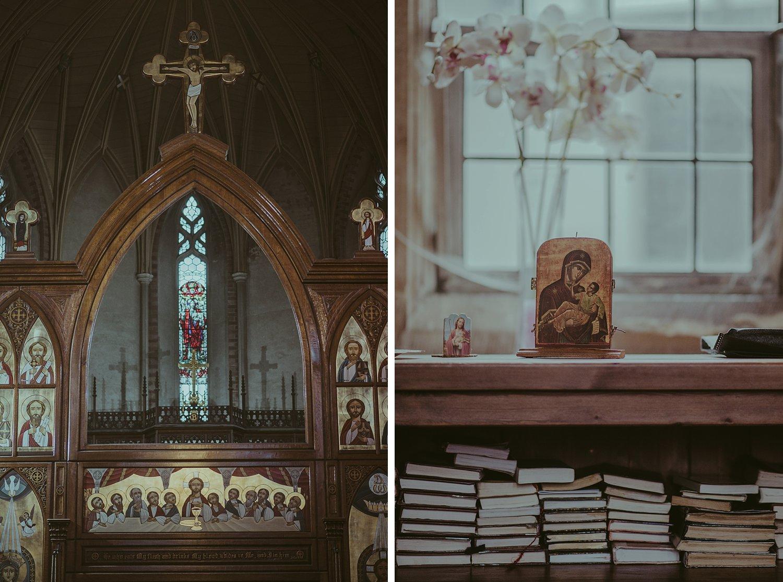 London Baby Coptic Orthodox Christening in Golders Green_0006.jpg