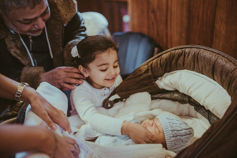 London Baby Coptic Orthodox Christening in Golders Green_0008.jpg
