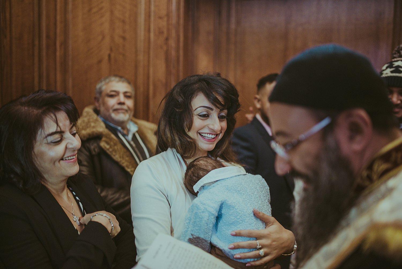 London Baby Coptic Orthodox Christening in Golders Green_0010.jpg
