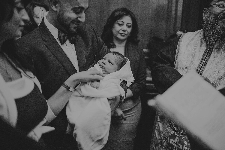 London Baby Coptic Orthodox Christening in Golders Green_0019.jpg