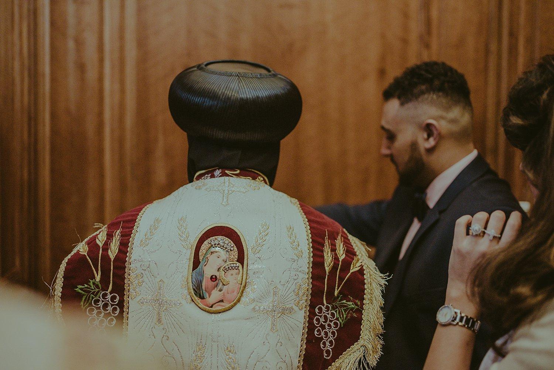 London Baby Coptic Orthodox Christening in Golders Green_0025.jpg