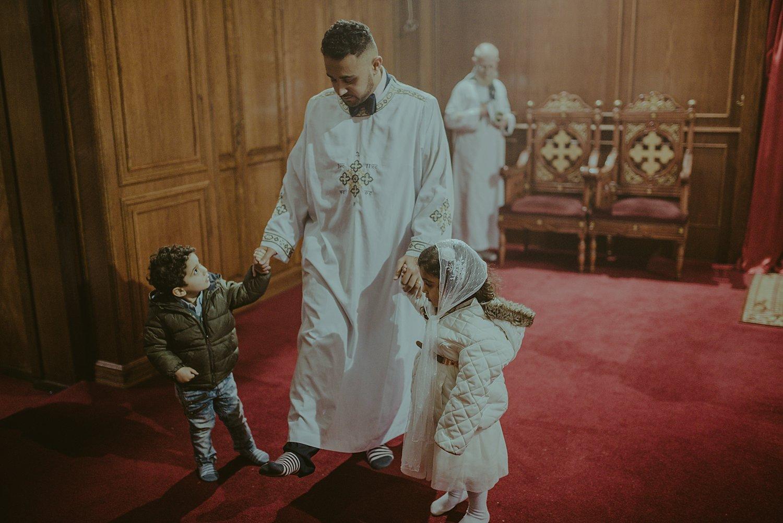 London Baby Coptic Orthodox Christening in Golders Green_0034.jpg