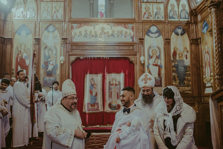 London Baby Coptic Orthodox Christening in Golders Green_0037.jpg