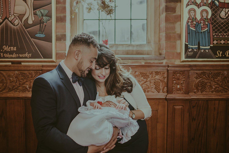 London Baby Coptic Orthodox Christening in Golders Green_0042.jpg
