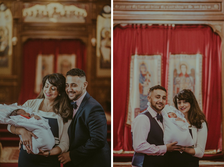 London Baby Coptic Orthodox Christening in Golders Green_0049.jpg