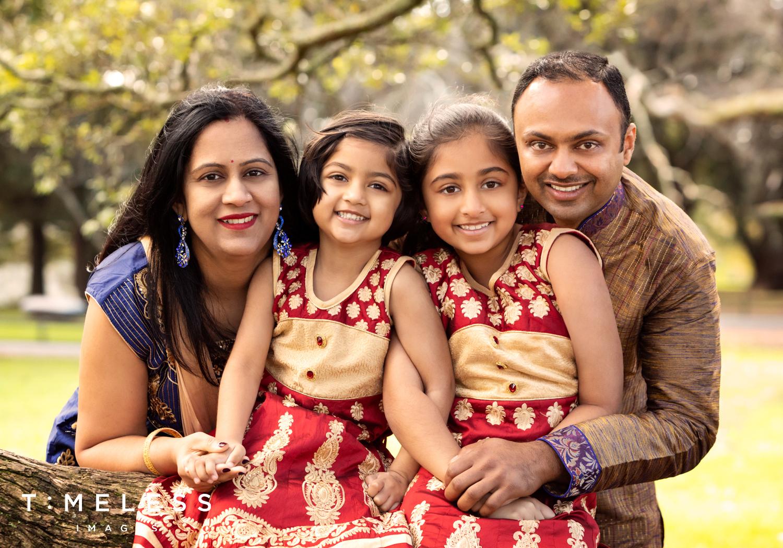 Family Portrait - Auckland Location
