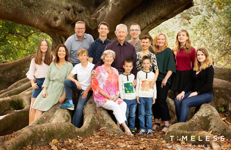 Extended Family Portrait