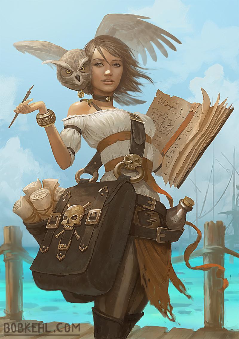 Chronicler Pirate - Bob kehl.jpg