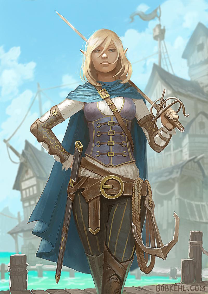 Half-elf Pirate - Bob Kehl.jpg