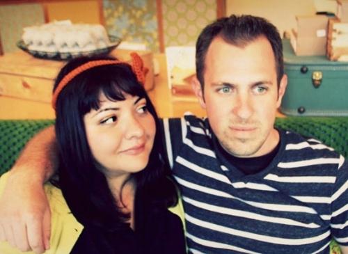 Lisa Rios and Jon Cherry