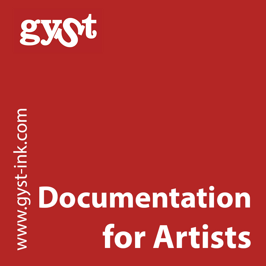 documentation for artists
