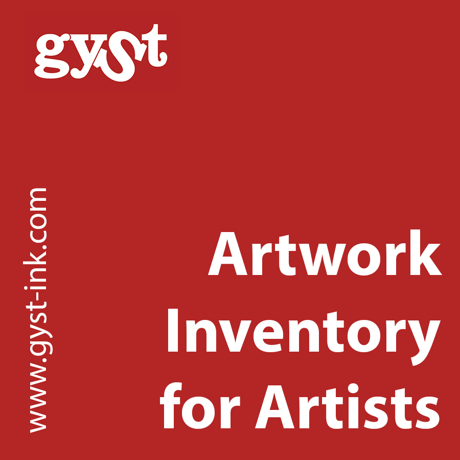 artwork inventory for artists