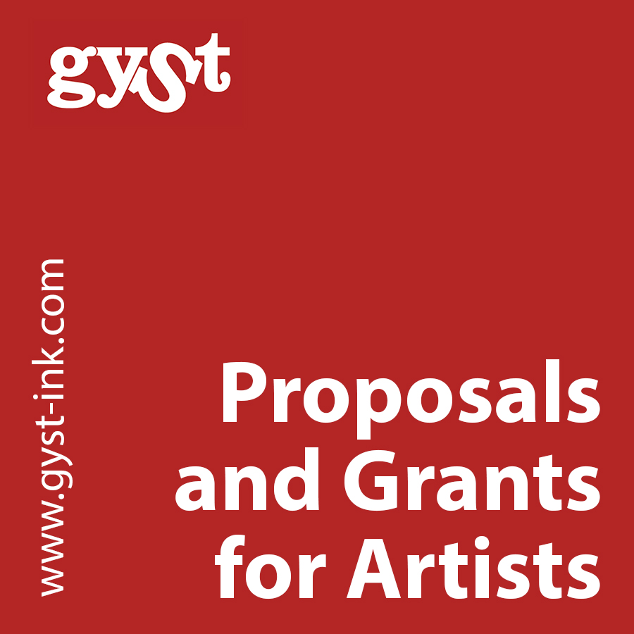 proposals and grants for artists