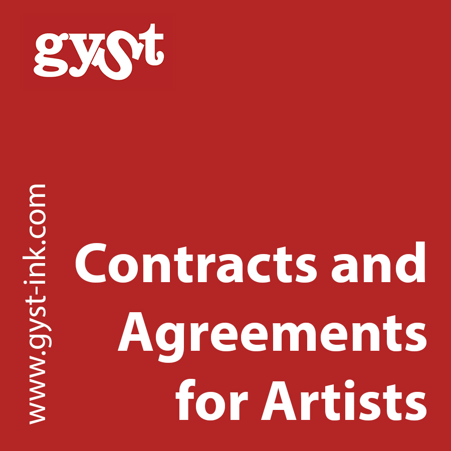 contracts and agreements for artists