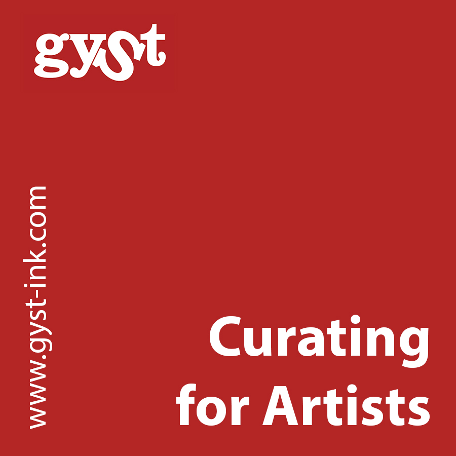 curating for artists