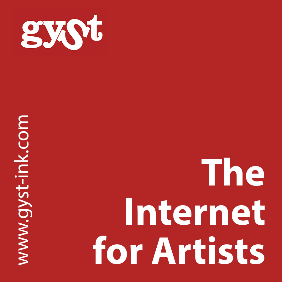 the internet for artists