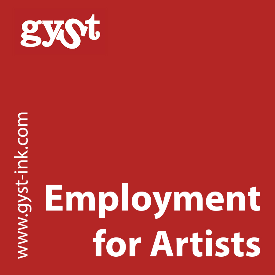 employment for artists