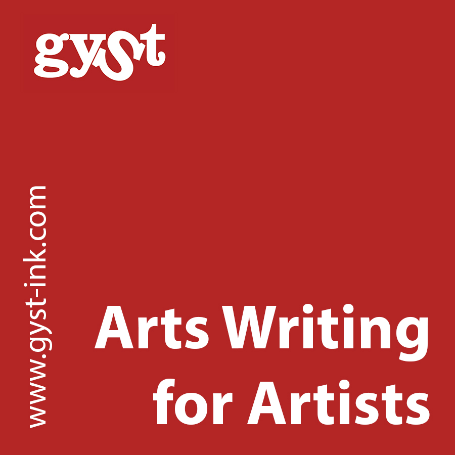 arts writing for artists