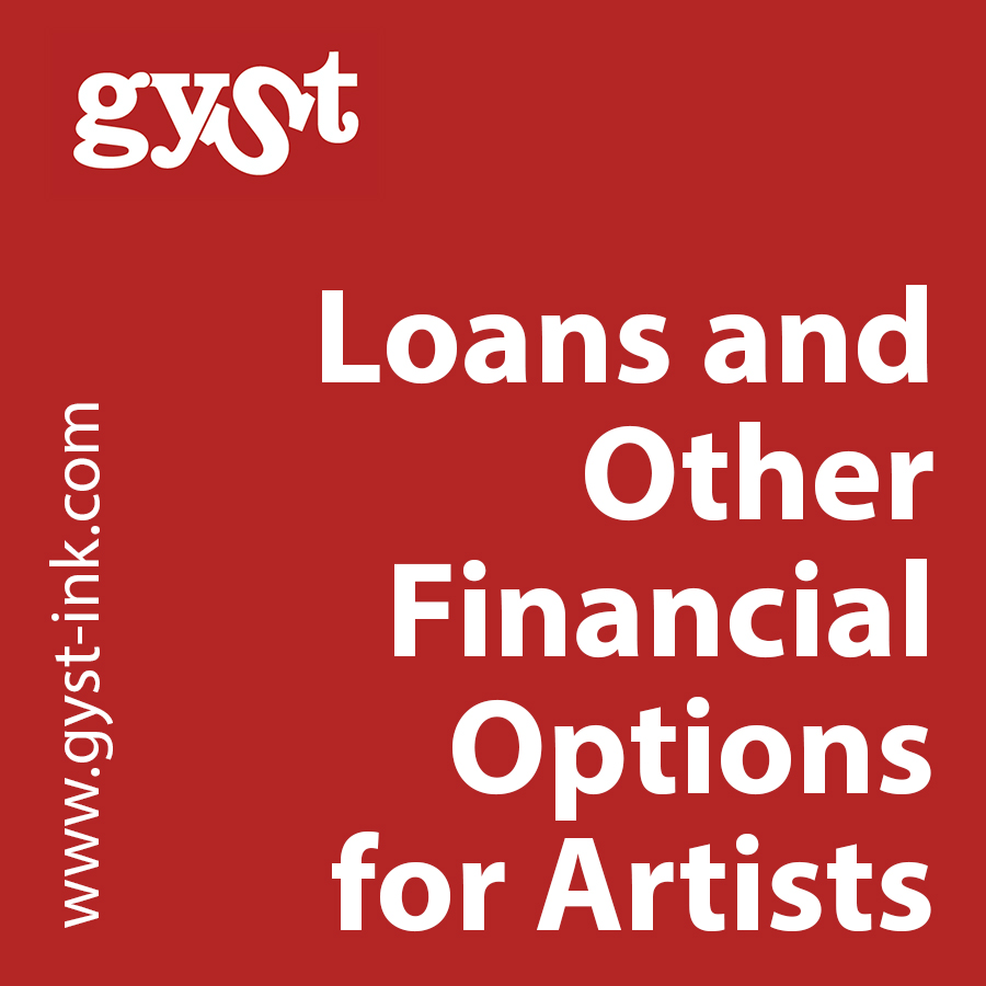 loans and financial options for artists