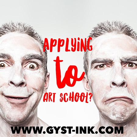Applying To Art School