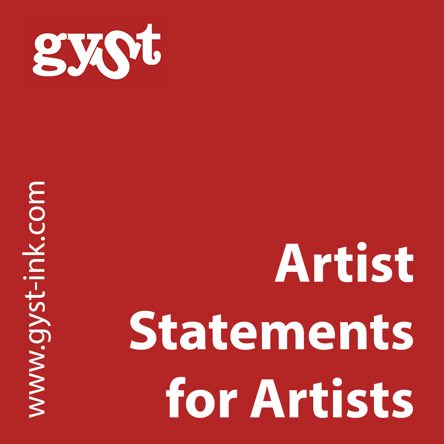artist statements for artists