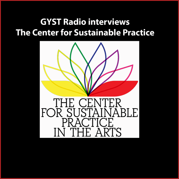 GYST DO IT! With Miranda Wright of Los Angeles Performance Practice and The Center for Sustainable Practice - Miranda Wright is the founder of two innovative organizations.The Center for Sustainable Practice in the Arts (CSPA) provides a network of resources to artists and arts organizations designed to enable sustainable practices in art making through environmentalism, economic stability, and strengthened cultural infrastructure.Los Angeles Performance Practice is an infrastructure comprised of a network of independent artists and companies who create groundbreaking theatrical experiences through cutting-edge approaches to collaboration, technology, and social engagement.http://losangelesperformancepractice.org/http://www.sustainablepractice.org/Hosted by Kara Tomé.