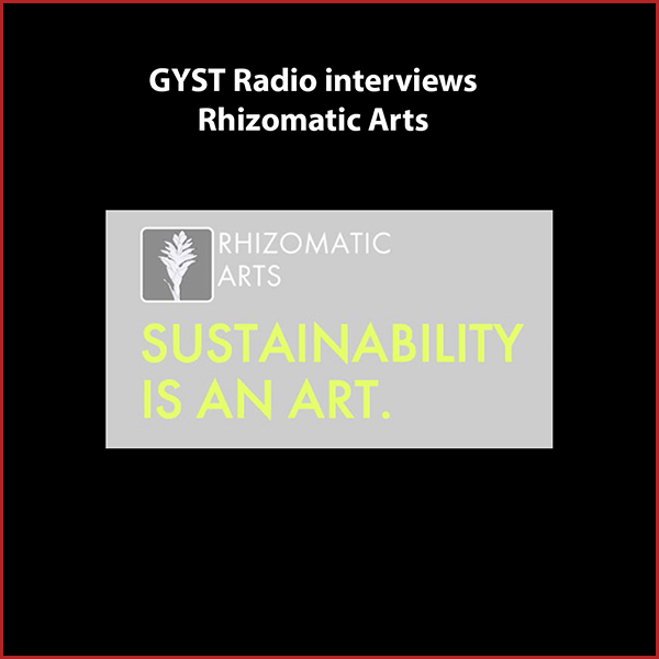 GYST DO IT! With Rhizomatic Arts - Allison Wyper is an interdisciplinary performance artist who resides in Los Angeles. She founded Rhizomatic Arts to implement her vision of a holistic approach to creative sustainability. Wyper achieves this through the presentation of and collaboration with art projects, performances, and professional development workshops that support the cultural eco-system and cultivate networks in which these communities can interconnect and thrive.http://www.rhizomaticarts.comHosted by Kara Tomé