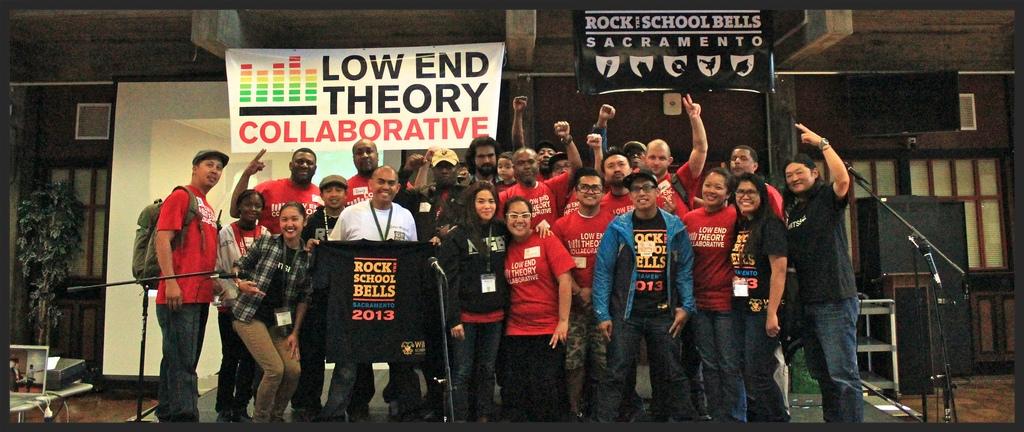 LETC Crew w/ RTSB Bay Area Fam