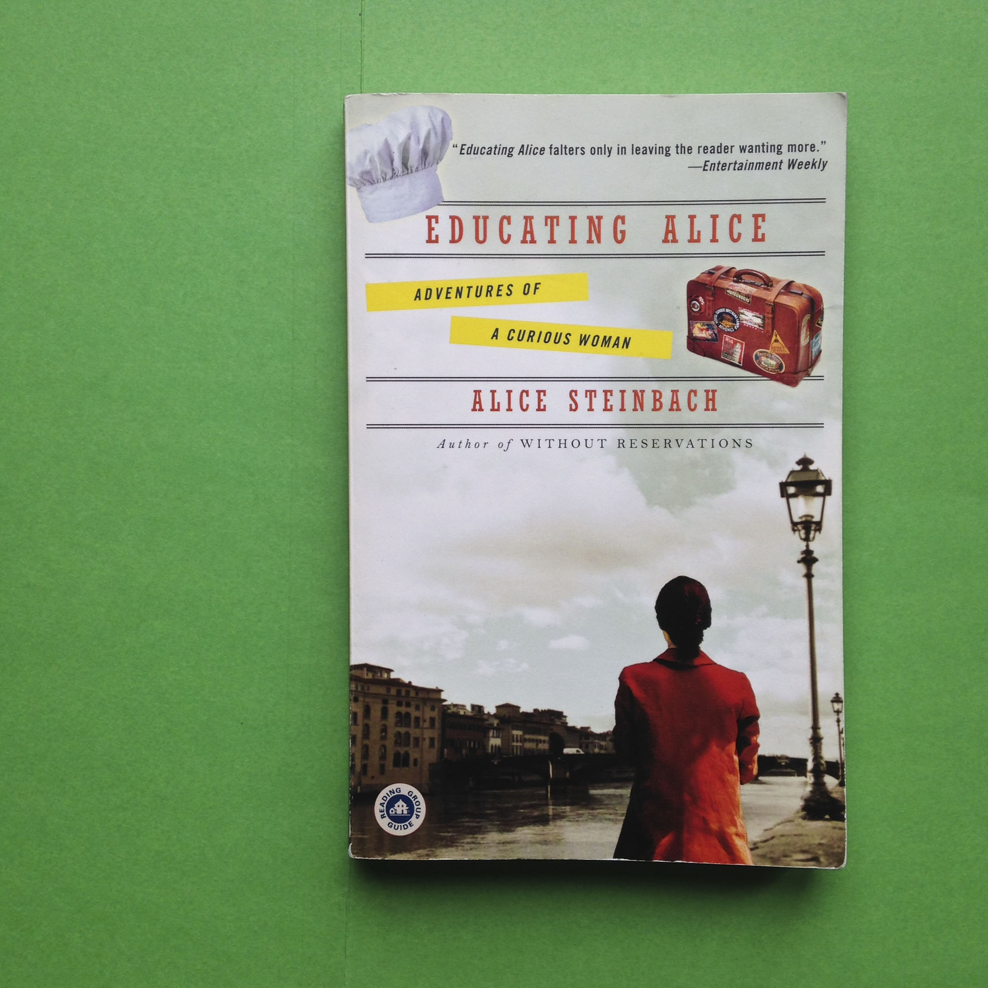 Educating Alice: the next book on your to-read list.   lucyflint.com