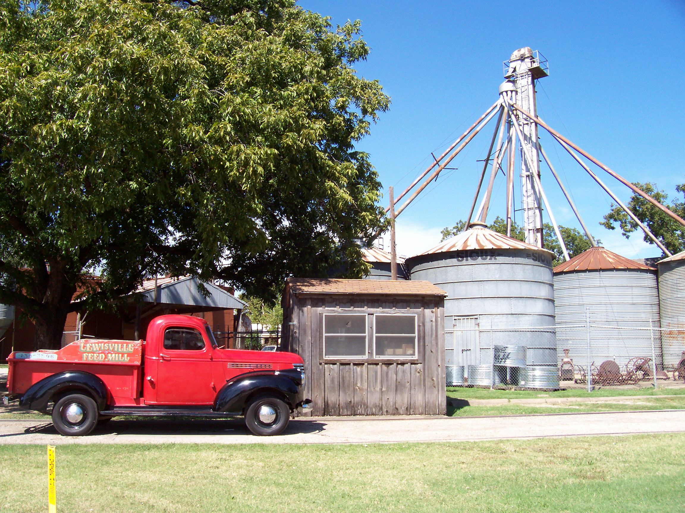 Lewisville Feed Mill